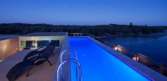 Lap Pool Designs by Lightwave Architectural