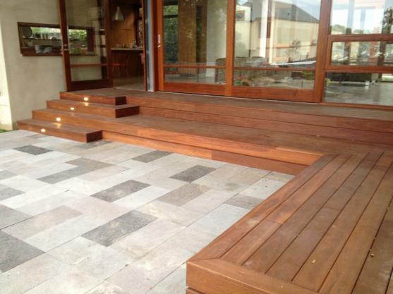 Elevated Decking Ideas by Turnbull Building Solutions