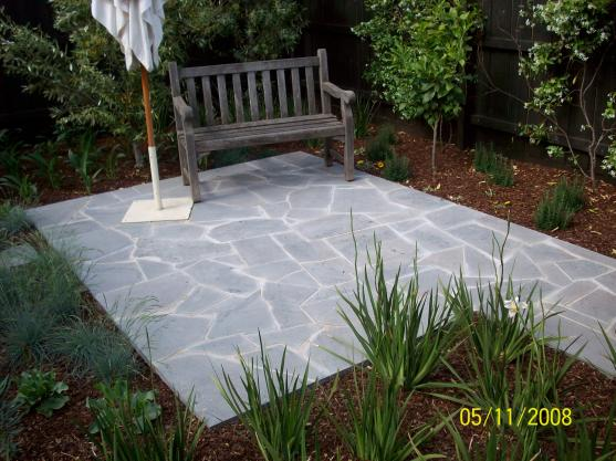 Outdoor Tile Designs by Zac King Landscapes