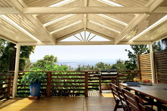 Elevated Decking Ideas by Undercover Concepts