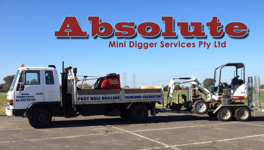Absolute Mini Digger Services Pty Ltd Taylors Hill 1 Recommendations Hipagescomau