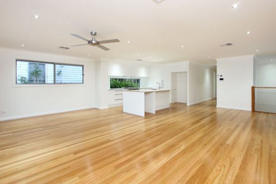 Timber Flooring Ideas by Bella Casa Constructions