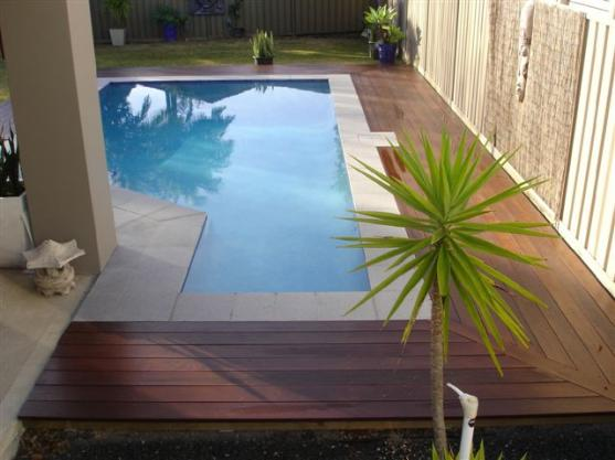 Pool Decking Design Ideas by SJM Building & Landscaping