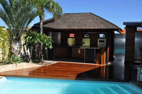 Pool Decking Design Ideas by Beaver Flooring Pty Ltd