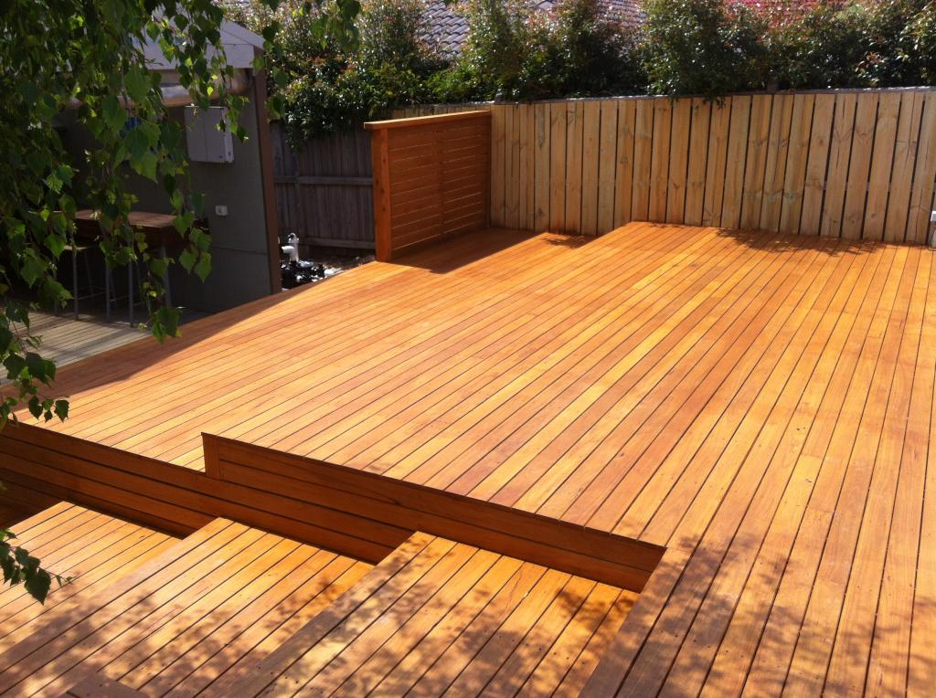 Elevated Decking Ideas by T&L Timber works