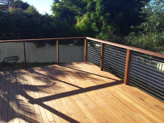 Elevated Decking Ideas by Timber Living Constructions