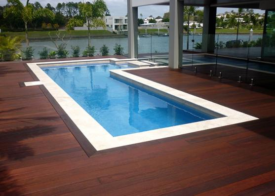 Pool Decking Design Ideas by Perspective Designers + Developers