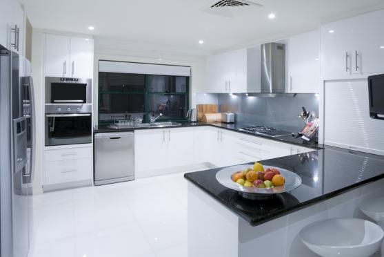 Kitchen Benchtop Ideas by Elite Renovations Sydney