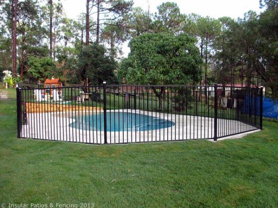 Pool Fencing Ideas by Insular Patios & Fencing