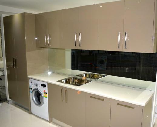 Laundry Design Ideas by C&C Kitchens & Bathrooms