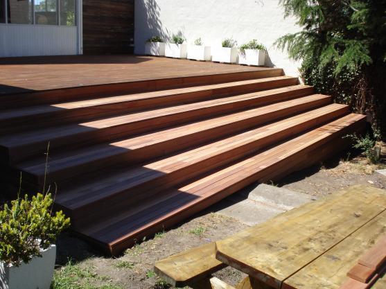 Elevated Decking Ideas by AK Wolfert Builders