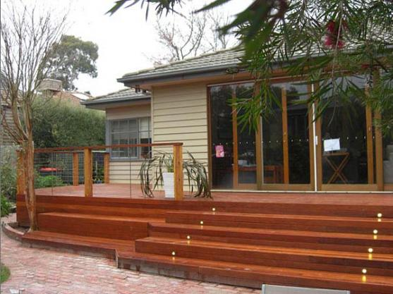 Elevated Decking Ideas by Outside Concepts Kew