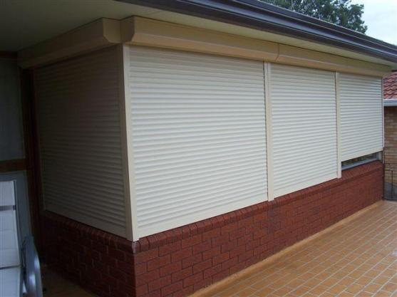 Roller Shutter Designs by The Modern Group