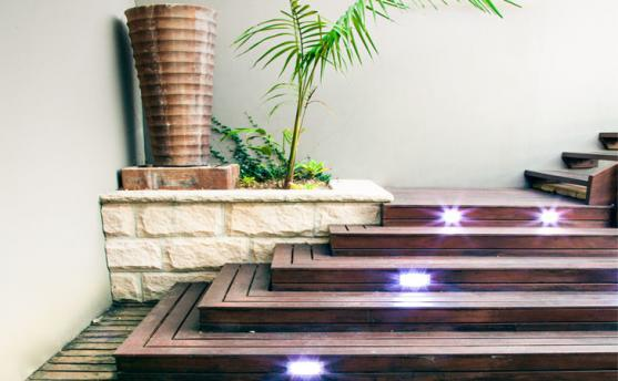 Elevated Decking Ideas by Unique Perspective Landscapes