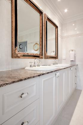 Mirror Designs  by Royal Granite & Marble