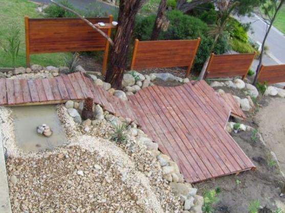 Elevated Decking Ideas by Lowkey Constructions