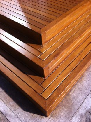 Elevated Decking Ideas by CG Floors