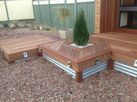 Elevated Decking Ideas by Canberra Custom Carpentry - Decks - Pergolas