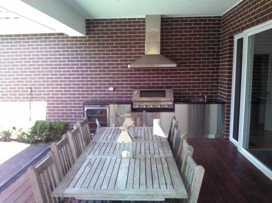 Outdoor Kitchen Ideas by Katana Building Services P/L
