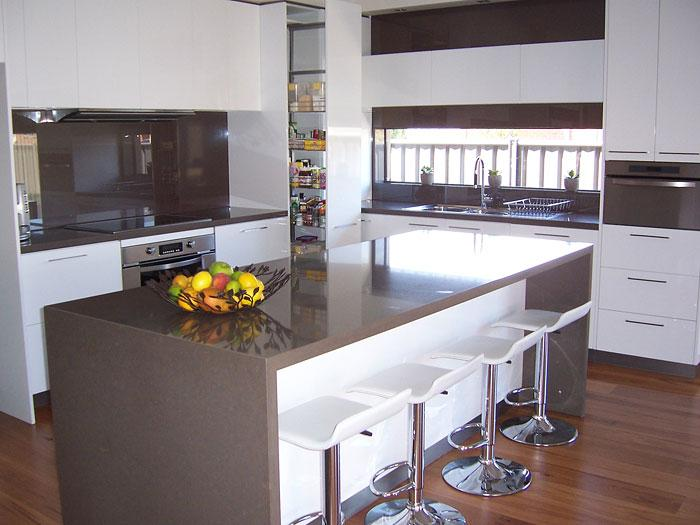Kitchen islands inspiration i s joinery australia for Kitchen joinery ideas