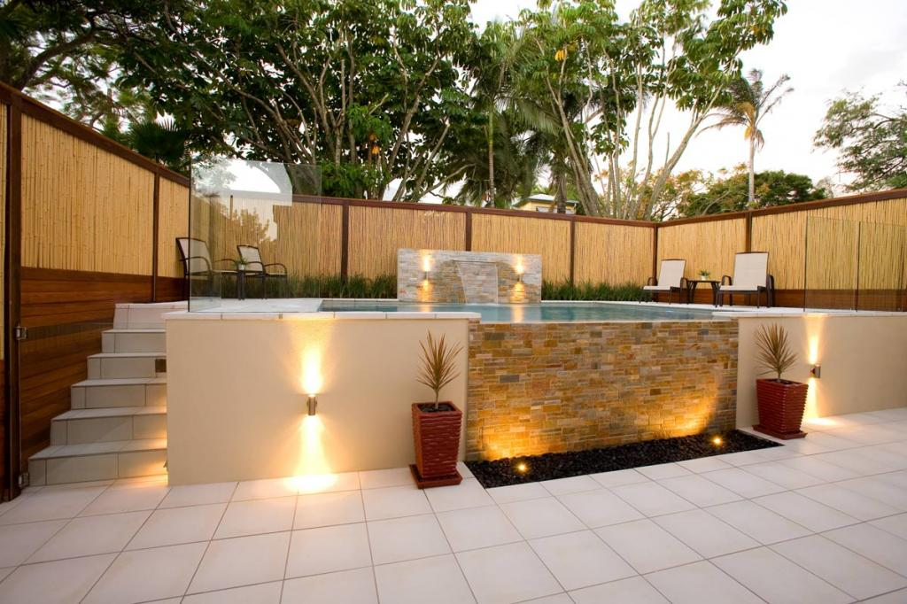 Swimming Pool Designs by Brisbane Residential Constructions