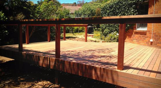 Elevated Decking Ideas by Empire Homes Pty Ltd