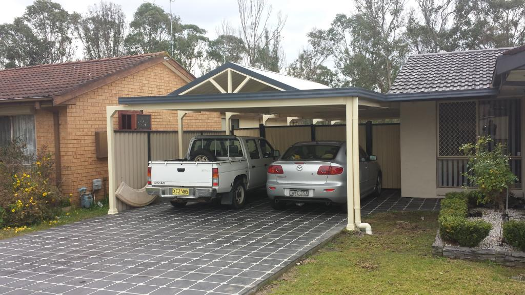 Carports Inspiration JNL Home Improvements Australia Hipagescomau