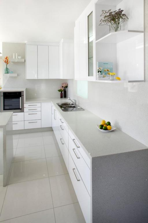 Stylish Stone Or Glass Benchtops To Transform Your Kitchen