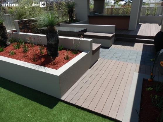Elevated Decking Ideas by Ultra Design Composites