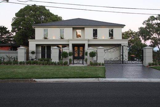 Baulkham Hills House