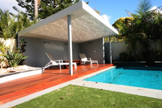 Elevated Decking Ideas by Austin Developments