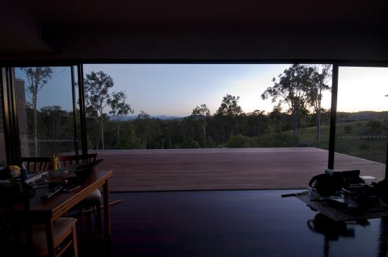 Elevated Decking Ideas by Christian Zambelli Architect