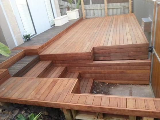 Elevated Decking Ideas by Swift Carpentry