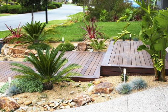Garden Path Design Ideas by Dream Making Landscapes