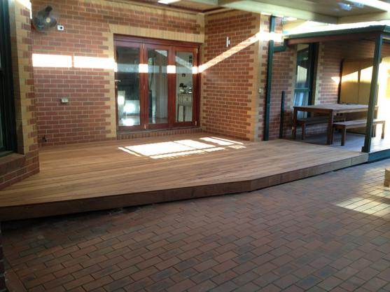 Elevated Decking Ideas by Coupe Constructions Pty Ltd