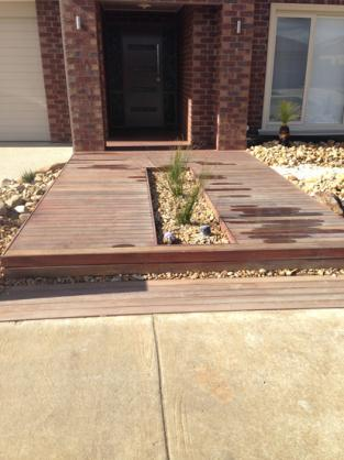 Elevated Decking Ideas by Coles Paving & Landscaping