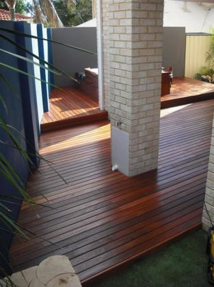 Elevated Decking Ideas by Quality Timber Decking
