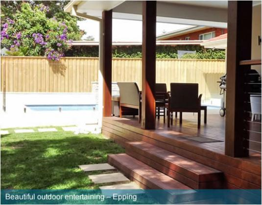 Elevated Decking Ideas by SBS Building Services