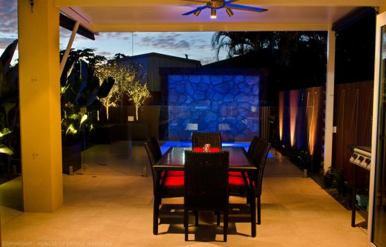 Outdoor Lighting Ideas by Kenchi Lifestyle Gardens Pty Ltd