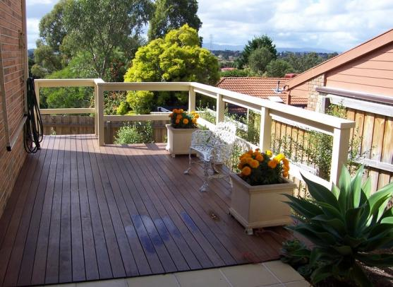 Elevated Decking Ideas by Ashleys Garden Creations