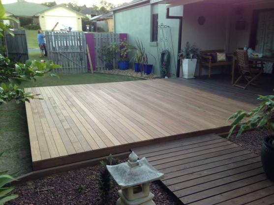 Elevated Decking Ideas by Specialised Carpentry