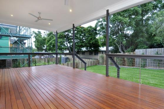 Elevated Decking Ideas by Woodland Building Pty Ltd