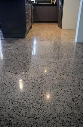 Polished Concrete Design Ideas