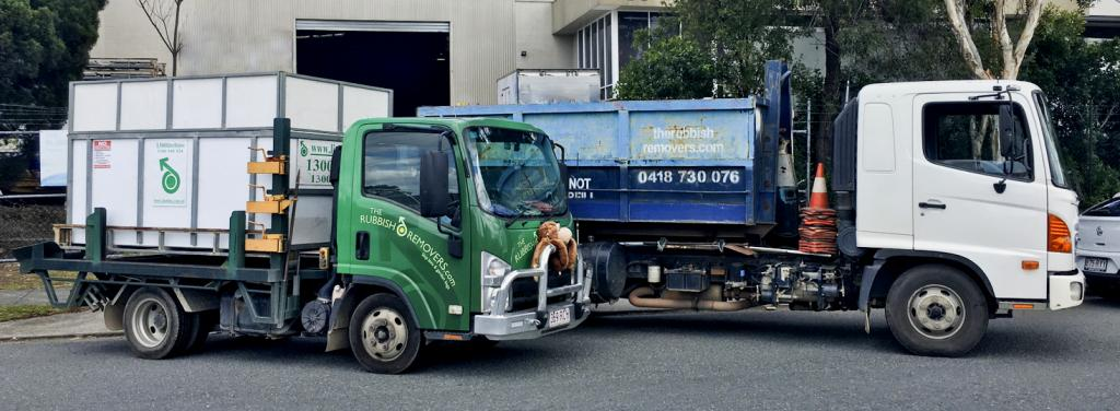 The Rubbish Removers Com Pty Ltd Brisbane Metro