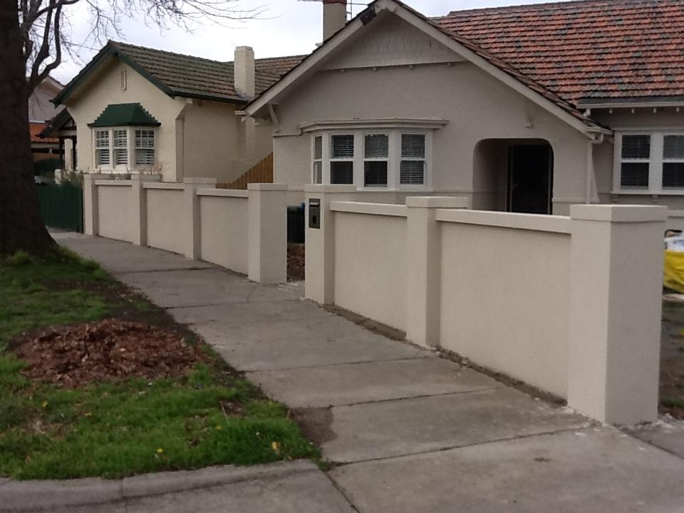 Custom Brick Fences Doncaster East 3 Reviews Hipages