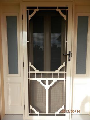 Outdoor Shutter Designs  by GV Security Doors