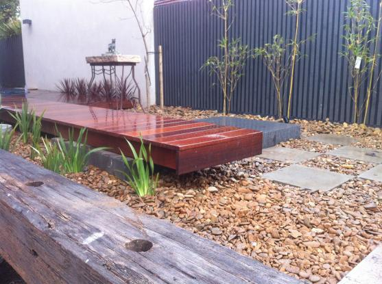 Elevated Decking Ideas by Landscape Shape & Form