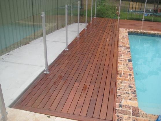Pool Decking Design Ideas by Anthony Aiello Builders Pty Ltd