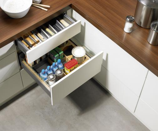 Kitchen Drawer Design Ideas by Noosa Bathroom & Kitchen Specialists
