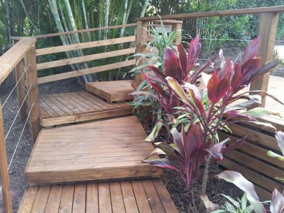 Elevated Decking Ideas by AUSPALE